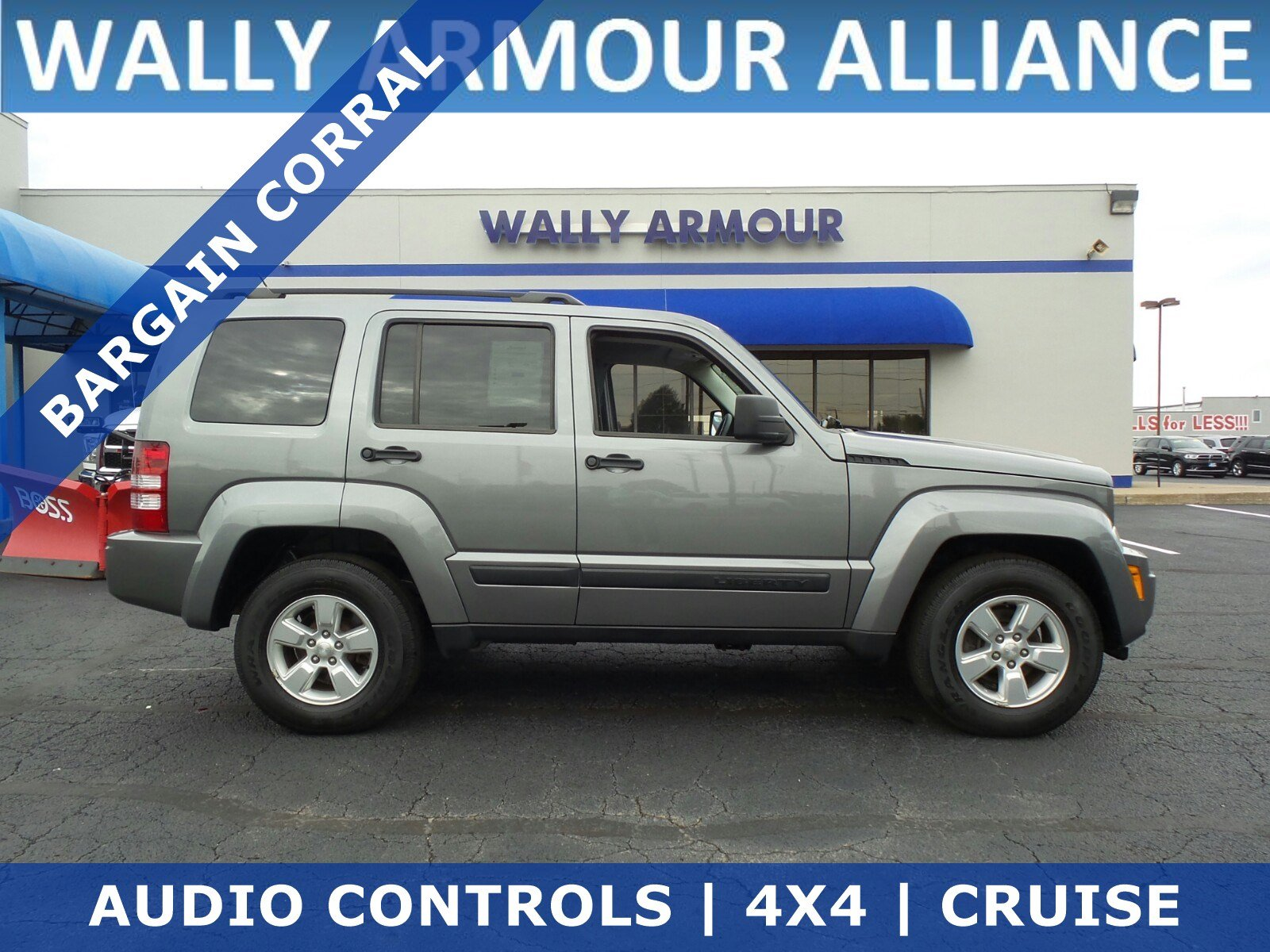 Good Pre Owned 2012 Jeep Liberty Sport