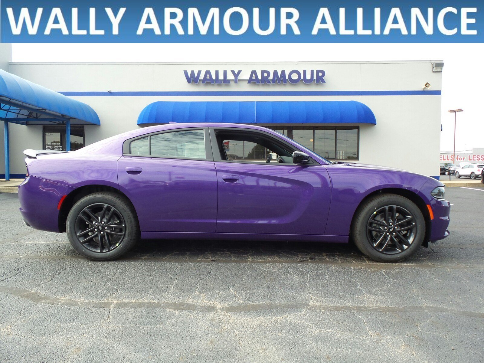 New 2019 Dodge Charger Sxt Sedan In Alliance Dd0004 Wally Armour