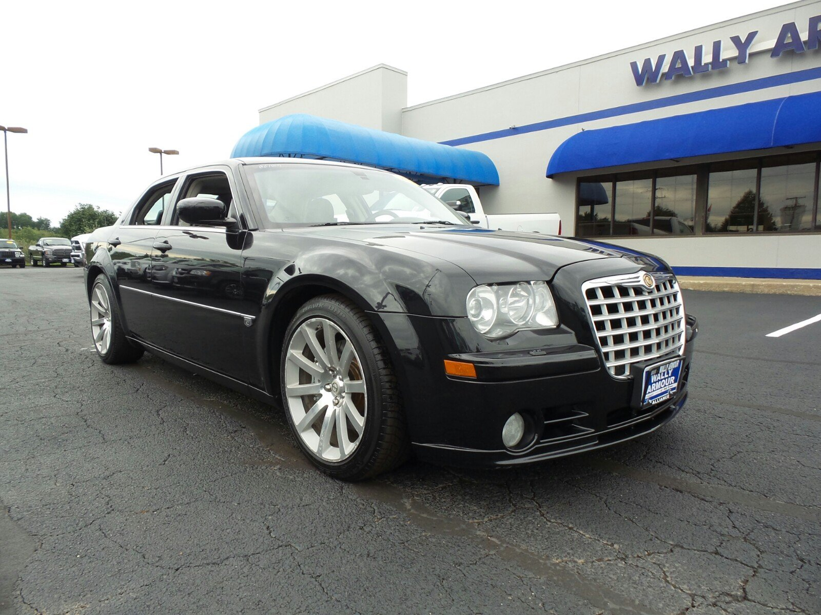 Pre-Owned 2006 Chrysler 300 C SRT8 4dr Car in Alliance #76396B ...
