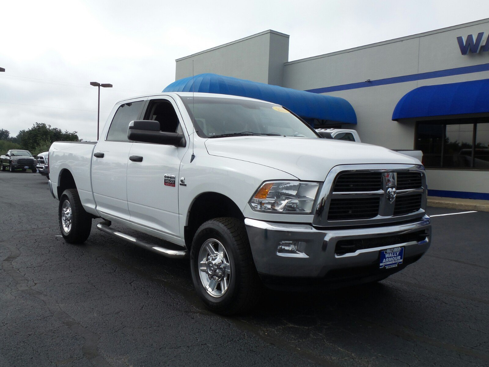 Pre Owned 2012 Ram 3500 Slt Crew Cab Pickup In Alliance 52614a 0 Dodge Dakota Custom Fit Vehicle Wiring Tow Ready