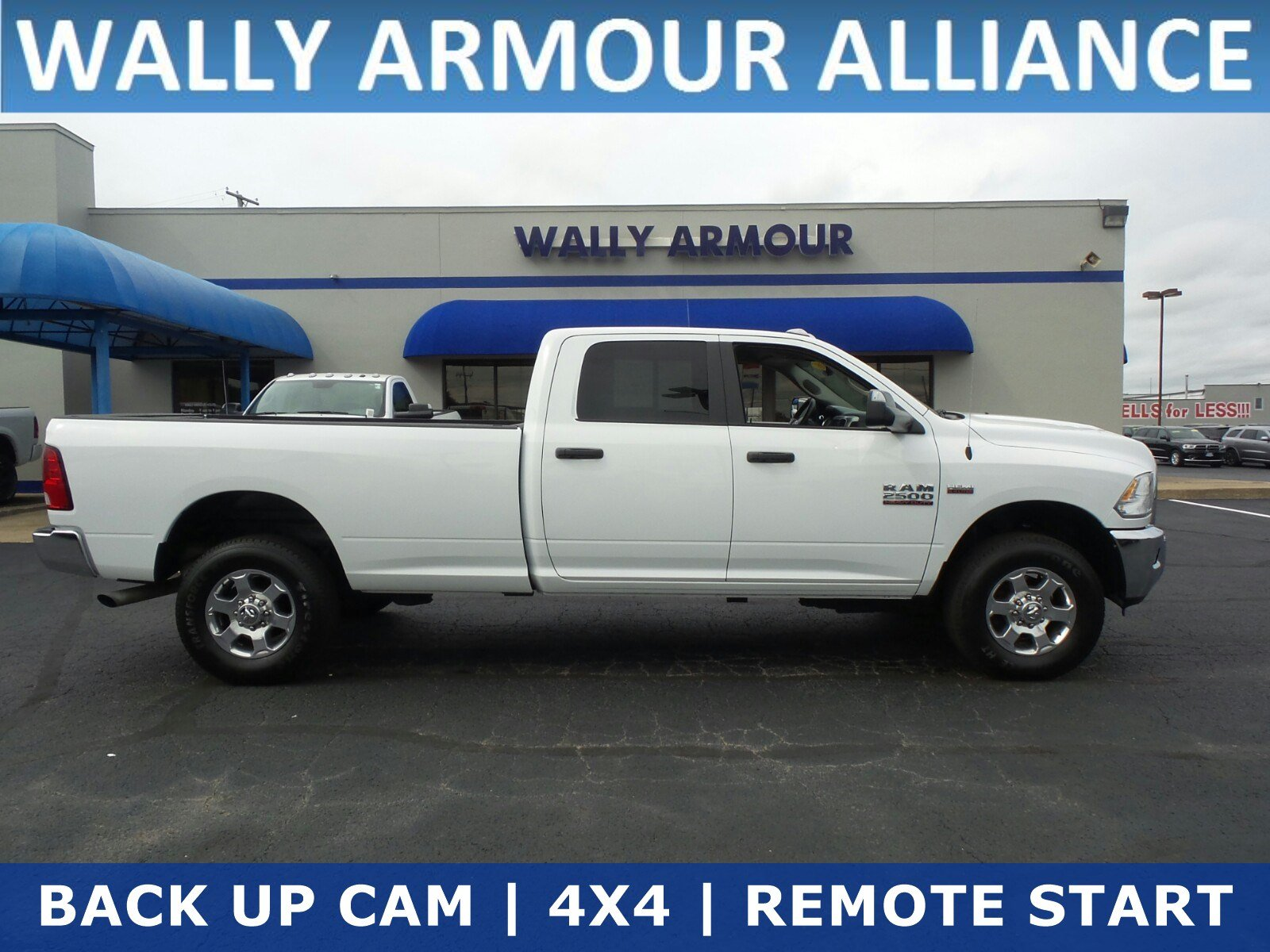 Pre Owned 2016 Ram 2500 Slt Crew Cab Pickup In Alliance 52600a 2012 Dodge Airbag Light