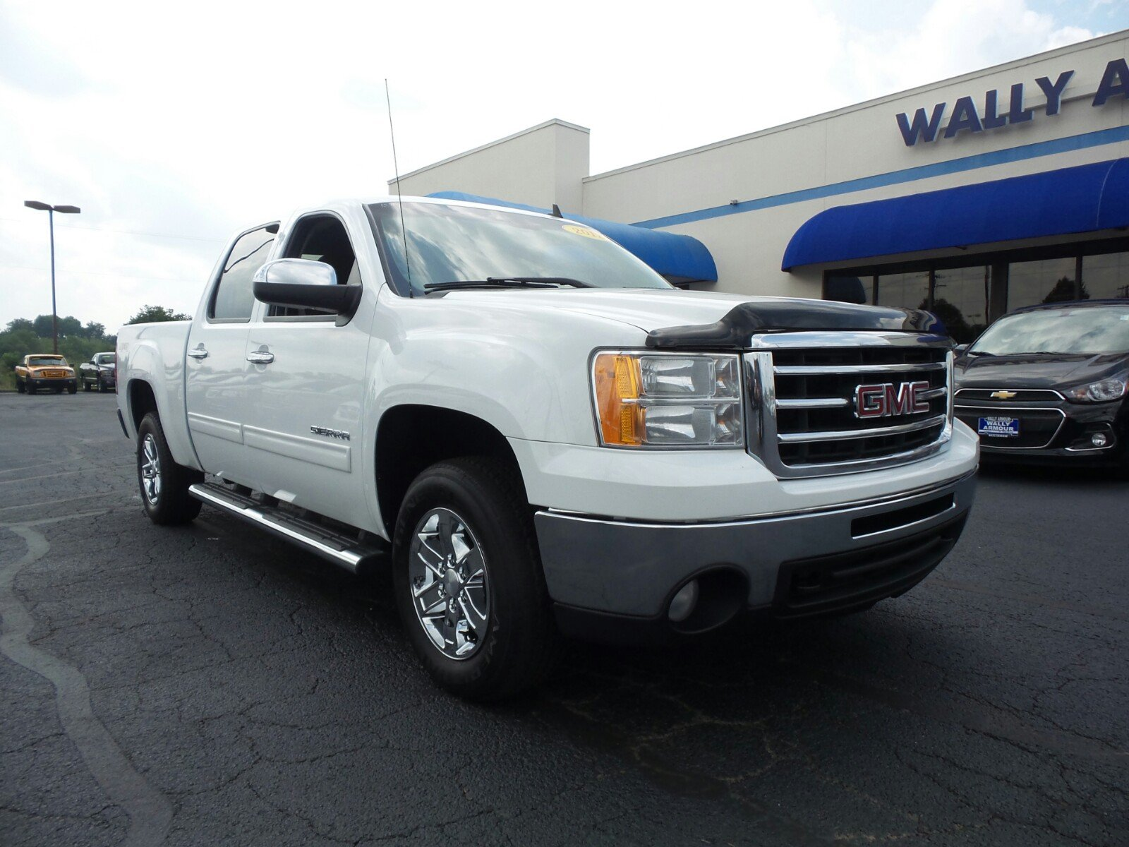 Pre Owned 2012 Gmc Sierra 1500 Sle Crew Cab Pickup In Alliance Terrain Fuel Filter