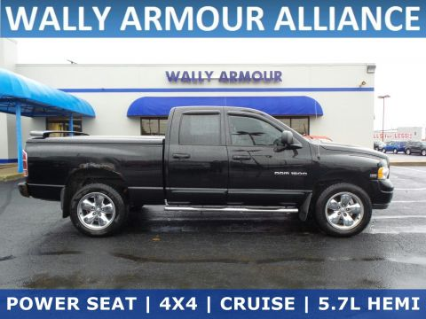 PRE-OWNED 2004 DODGE RAM 1500 BIG HORN 4WD