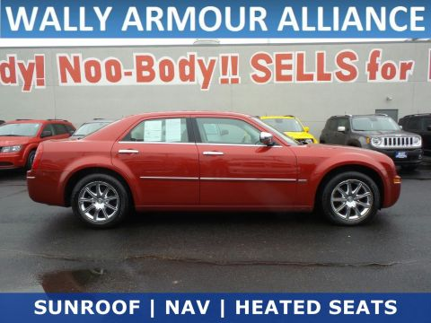 PRE-OWNED 2010 CHRYSLER 300 TOURING SIGNATURE WITH NAVIGATION