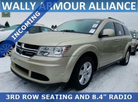 PRE-OWNED 2011 DODGE JOURNEY MAINSTREET FWD STATION WAGON